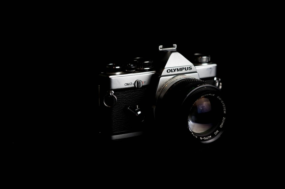 Black Background Product Photography