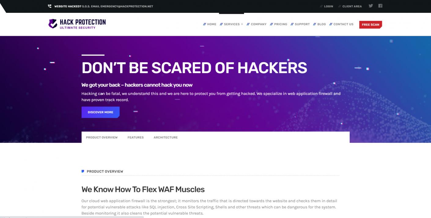 https://www.hackprotection.net/web-application-firewall/
