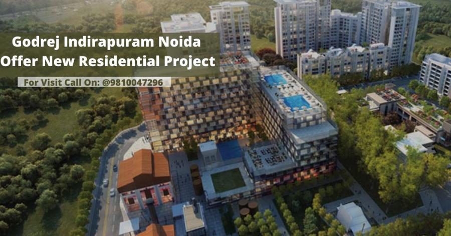 Godrej Indirapuram, Godrej Indirapuram Noida