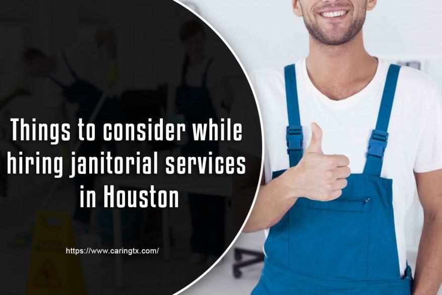 Houston Janitor Service