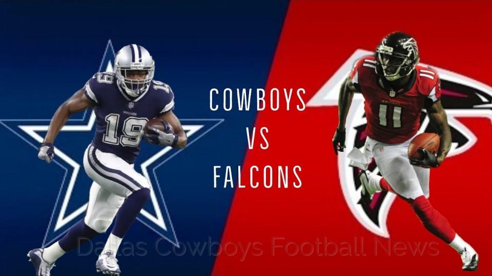 Cowboys vs Falcons