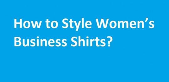 Women's Business Shirts