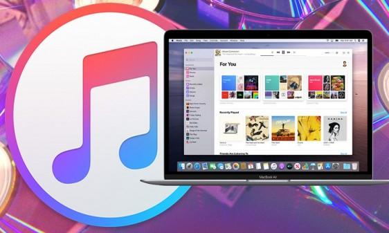 Music App on the Mac