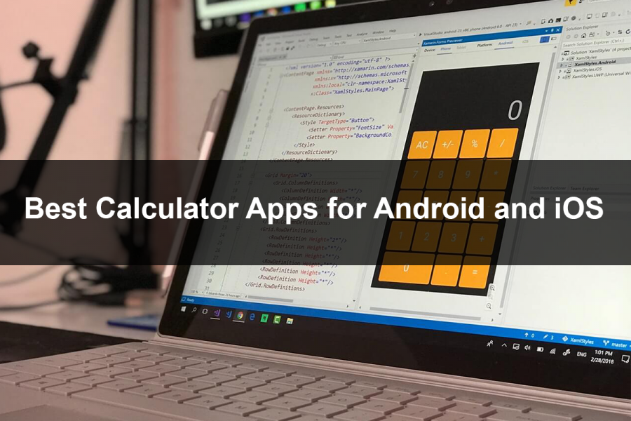 Best calculator apps for android, calculator apps