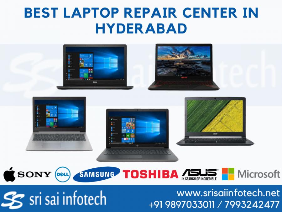 laptop repair center in Hyderabad
