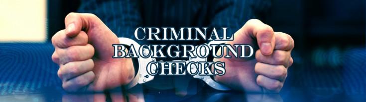 Criminal Background Check Toronto