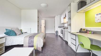 Studio Flat For Rent In Hong Kong
