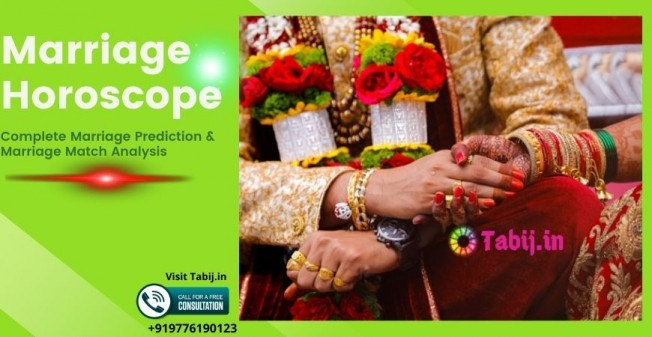 Marriage Horoscope - Complete Marriage Prediction