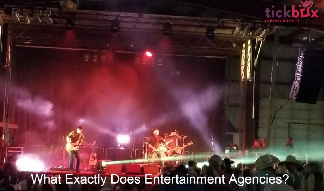 Entertainment Agencies