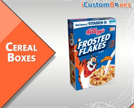 blank cereal boxes wholesale rate