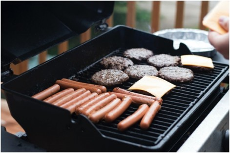 buying a grill