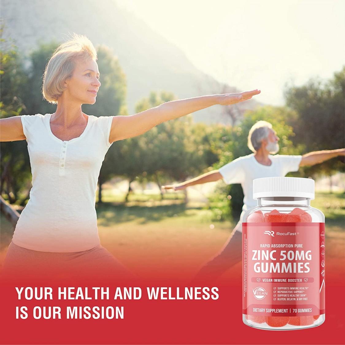 Vitamin Gummy Supplement