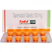 Tapentadol100mg Tablet Online