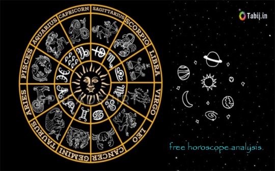 free horoscope analysis-tabij.in