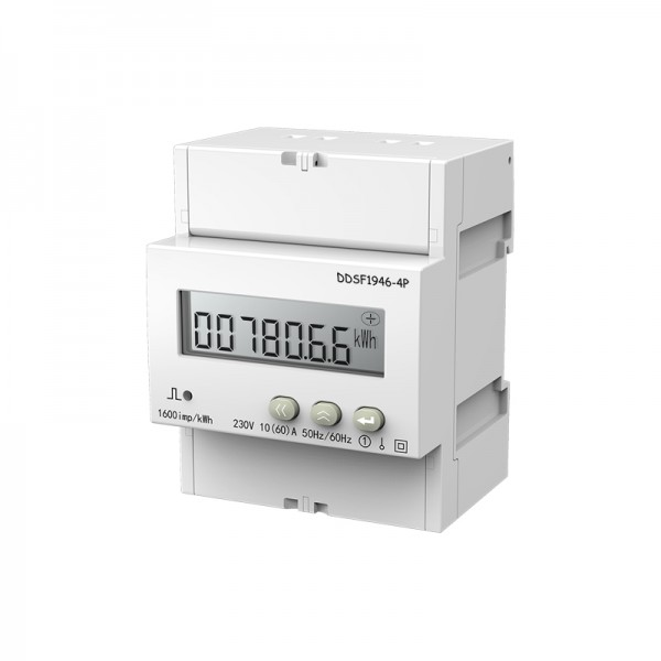 Din Rail Power Meter