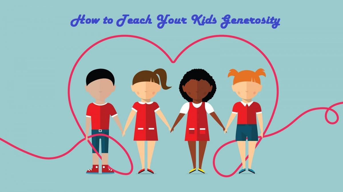 Kids Generosity