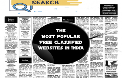 free indian classified websites list